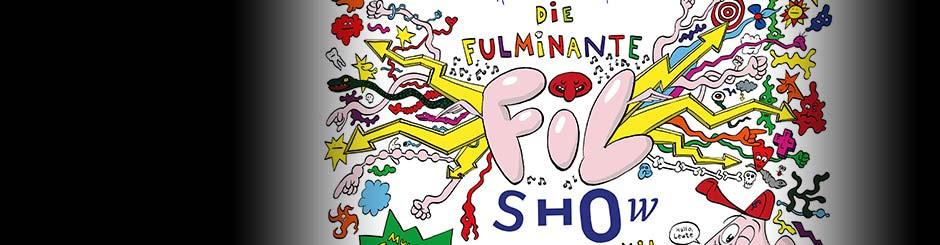 Fil – »Die große Fil Show | Best of Fil: 20 Jahre«