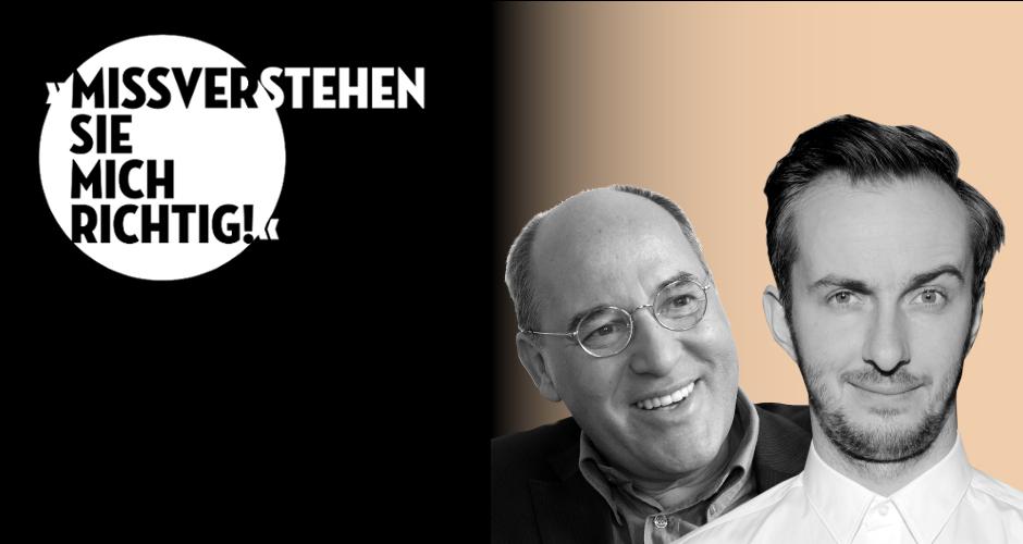 Gregor Gysi & Jan Böhmermann