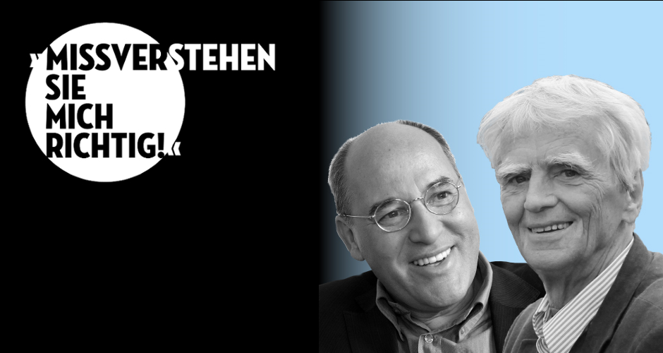 Gregor Gysi & Hans-Christian Ströbele