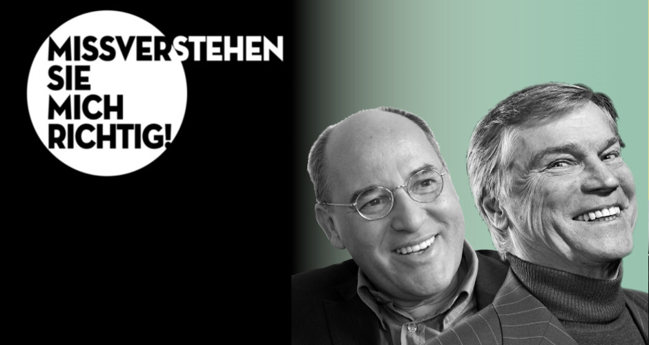 Gregor Gysi & Jochen Busse