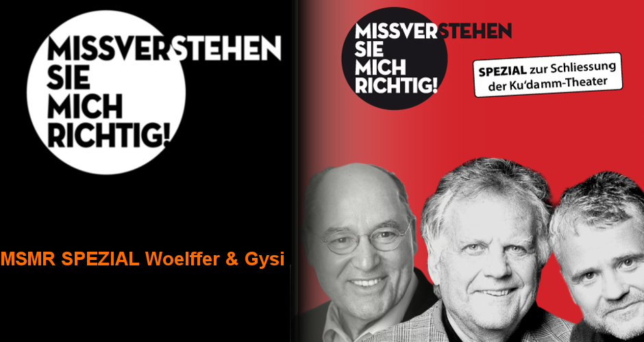 MSMR SPEZIAL Gysi & Woelffer