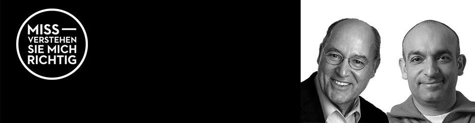 Gregor Gysi & Django Asül