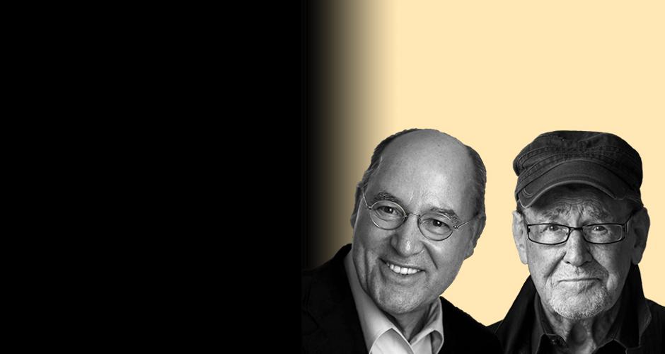 Gregor Gysi & Herbert Köfer