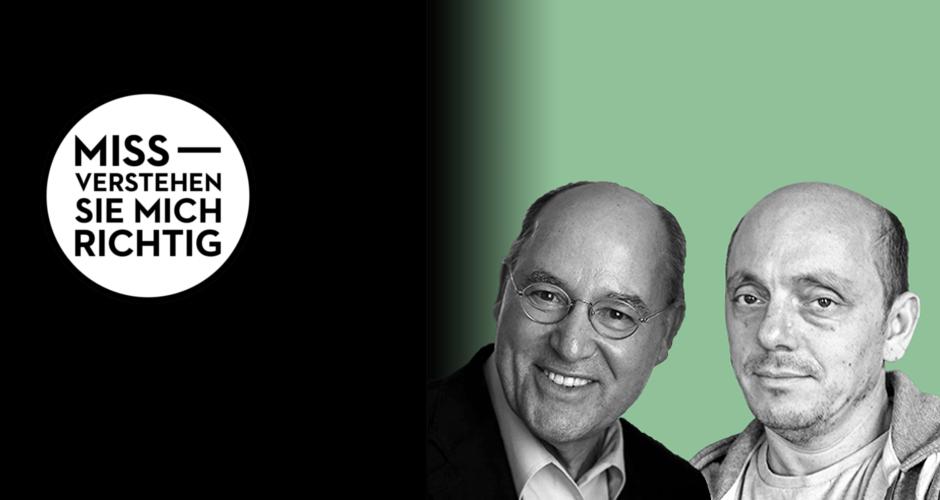 Gregor Gysi & Bernhard Hoëcker