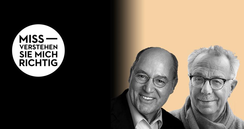 Gregor Gysi & Dieter Kosslick