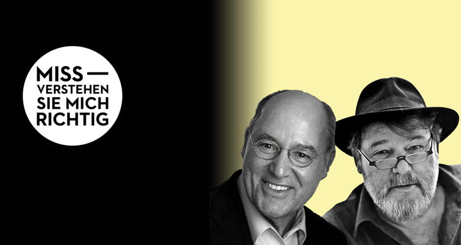 Gregor Gysi & Walter Plathe