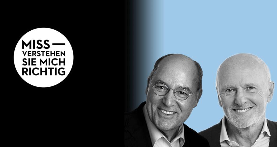 Gregor Gysi & Dirk Roßmann