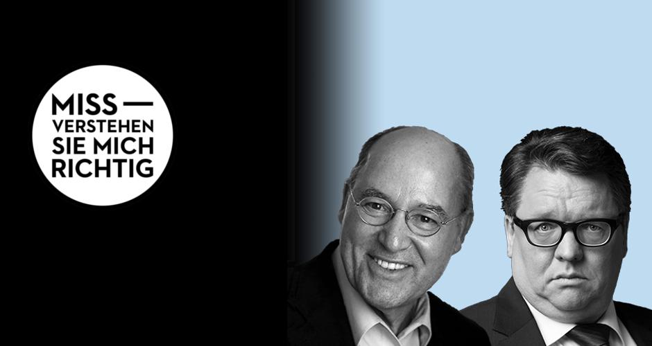 Gregor Gysi & Helmut Schleich