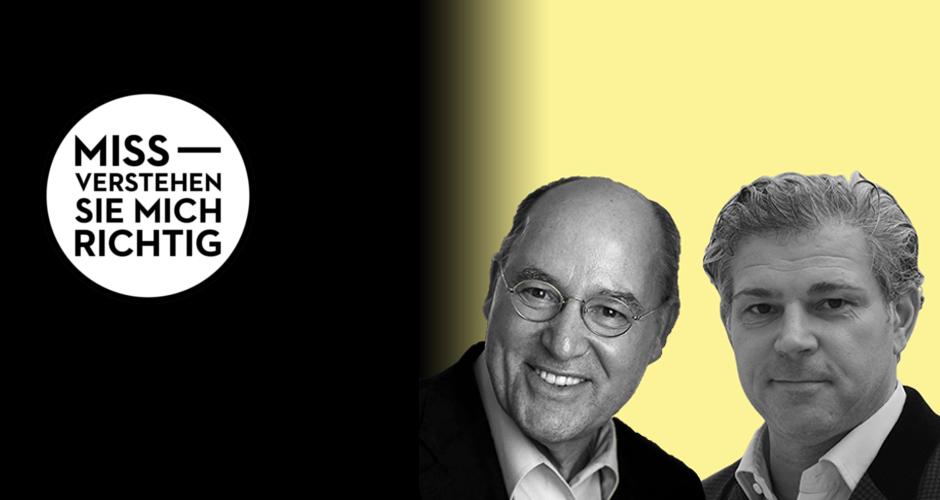 Gregor Gysi & Prof. Dr. Michael Tsokos