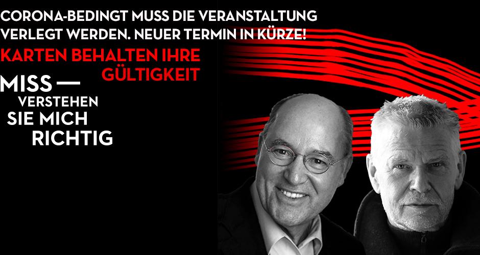 Gregor Gysi und Achim Reichel